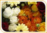 Le bouquet mélangé